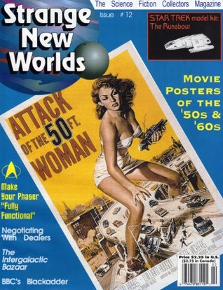 Strange New Worlds #12 Movie Posters of the '50s & '60s
