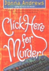 Click Here For Murder (Turing Hopper, #2) Pdf Book