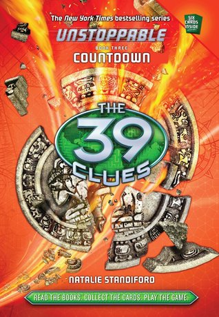 Countdown (The 39 Clues: Unstoppable, #3)