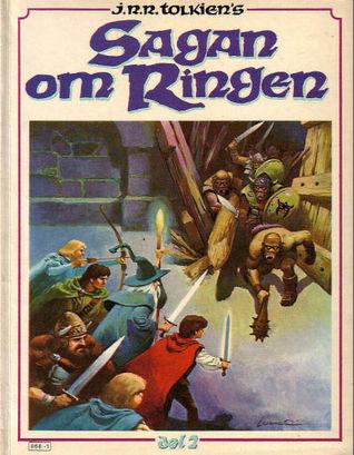 Sagan om Ringen II (Grapic novel)