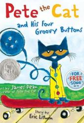 Pete the Cat and His Four Groovy Buttons Pdf Book