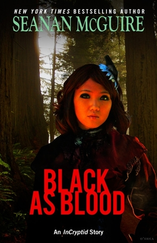 Black as Blood (InCryptid, #2.6)