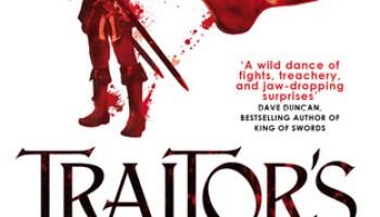 Traitor's Blade (Greatcoats #1) – Sebastien de Castell