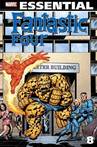 Essential Fantastic Four, Vol. 8