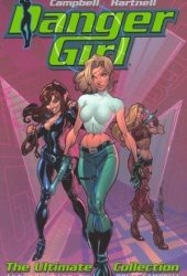 Danger Girl: The Ultimate Collection Pdf Book