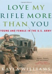 Love My Rifle More than You: Young and Female in the U.S. Army Pdf Book