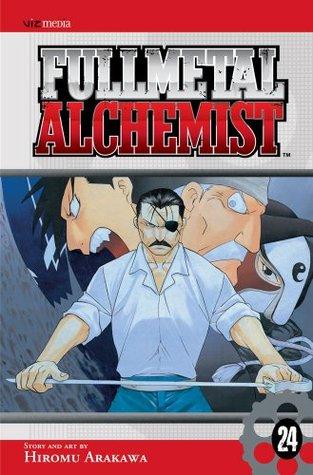 Fullmetal Alchemist, Vol. 24 (Fullmetal Alchemist, #24)