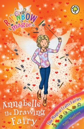 Annabelle the Drawing Fairy (Rainbow Magic: The Magical Crafts Fairies, #2)