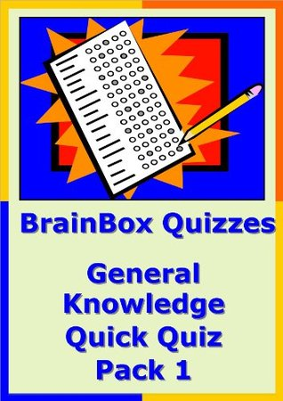 BrainBox Quizzes General Knowledge Quick Quiz Pack 1