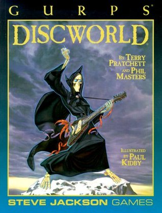 GURPS Discworld: Adventures on the Back of the Turtle