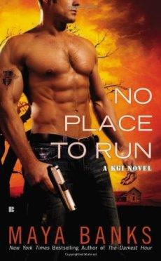 Sem lugar para correr (KGI, # 2)