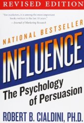 Influence: The Psychology of Persuasion Pdf Book