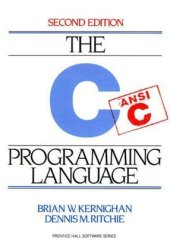 The C Programming Language Pdf Book