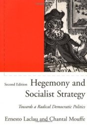 Hegemony and Socialist Strategy: Towards a Radical Democratic Politics Pdf Book