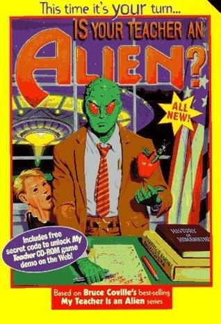 Is Your Teacher an Alien? (My Teacher, #6)