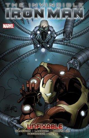 The Invincible Iron Man, Volume 8: Unfixable