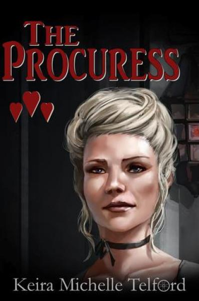 The Procuress (The Prisonworld Trilogy, #2)-Keira Michelle Telford