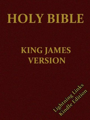 Holy Bible - King James Version (Lightning Link Technology)