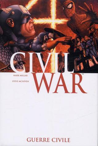 Civil War Tome 1: Guerre civile