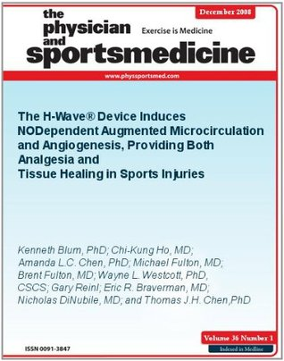 The H-Wave® Device Induces NODependent Augmented Microcirculation and Angiogenesis, Providing Both Analgesia and Tissue Healing in Sports Injuries