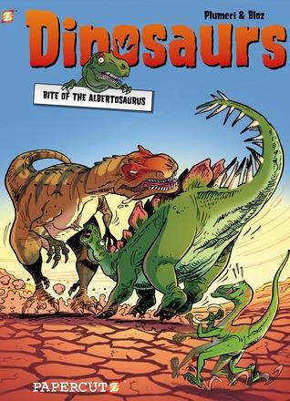 Bite of the Albertosaurus (Dinosaurs, #2)