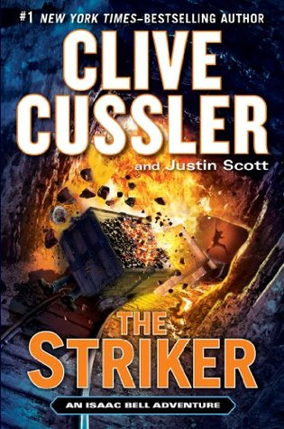 Image result for cussler the striker