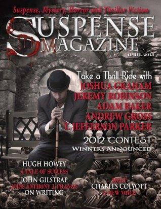 Suspense Magazine April 2013