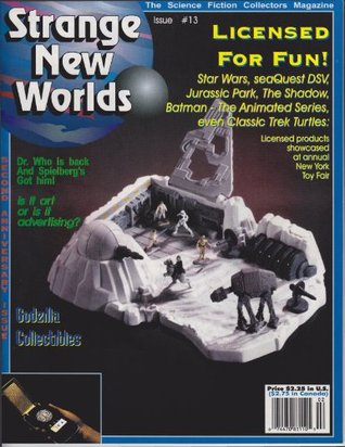 Strange New Worlds #13: Godzilla collectibles, 1994 Toy Fair