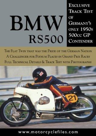 1955 Bmw Rs500 Grand Prix Racer