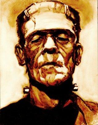 Frankenstein! Radio Script Based on Classic Mary Shelly Novel!