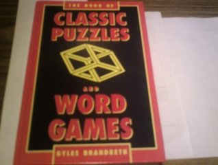 The Book Of Classic Puzzles And Word Games