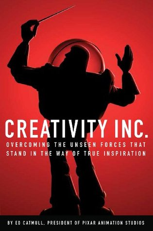 Image result for Creativity, Inc book