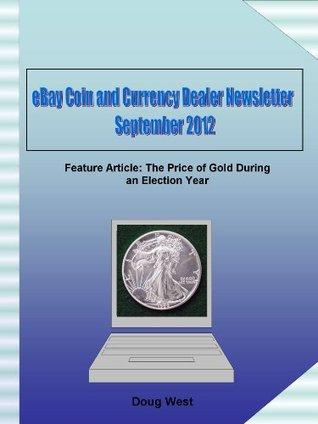 eBay Coin and Currency Dealer Newsletter - September 2012
