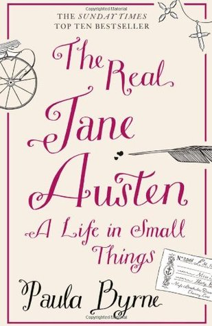 Image result for the real jane austen a life in small things