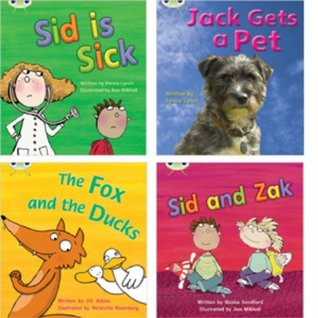 Learn to Read at Home with Phonics Bug: Pack 3 (Pack of 4 Reading Books with 3 Fiction and 1 Non-Fiction)