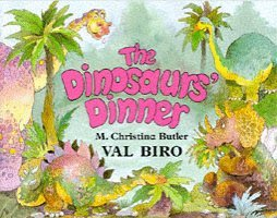 Dinosaur's Dinner (Picture book)