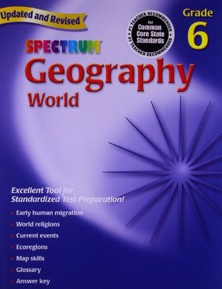 Geography, Grade 6: The World