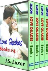 Love Quakes Boxed Set (Love Quakes, #1-4)