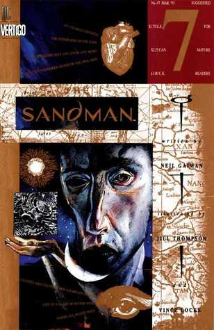 The Sandman #47: Brief Lives Part 7