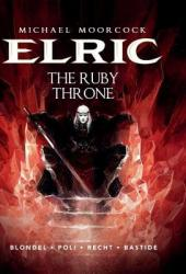 The Ruby Throne (Michael Moorcock's Elric, #1) Book Pdf