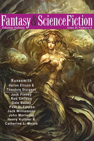 Fantasy & Science Fiction - Anno II, Numero 8