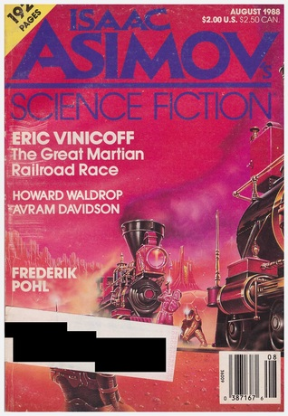 Isaac Asimov's Science Fiction Magazine, August 1988 (Asimov's Science Fiction, #133)
