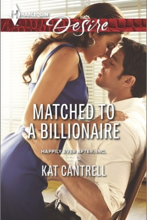 Matched to a Billionaire (Happily Ever After, Inc #1) pdf books