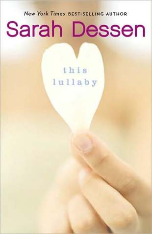 Image result for this lullaby sarah dessen