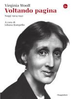 Voltando pagina: Saggi 1904-1941