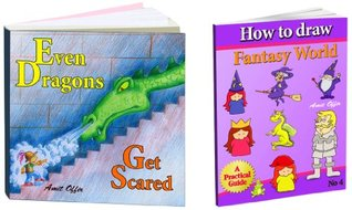 Children Books Collection: How to Overcome Fear Plus How to Draw Comics