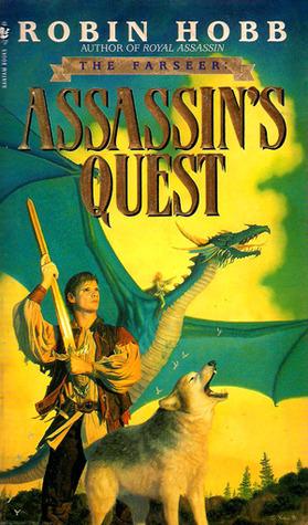 Assassin's Quest (Farseer Trilogy, #3)