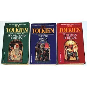 The Authorized Edition of the Famous Fantasy Trilogy of the Lord of the Rings: The Fellowship of the Ring, the Two Towers, the Return of the King