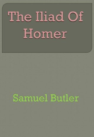 The Iliad Of Homer -New Century Edition with DirectLink Technology