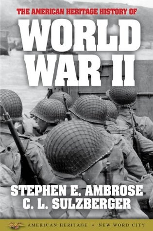 American Heritage History of World War II Book Pdf ePub